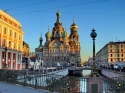 РУСИЯ - Москва и Санкт Петербург -  двете столици на Велика Русия