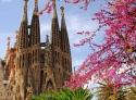ИСПАНИЯ - Барселона и Коста Брава през Италия и Френска ривиера